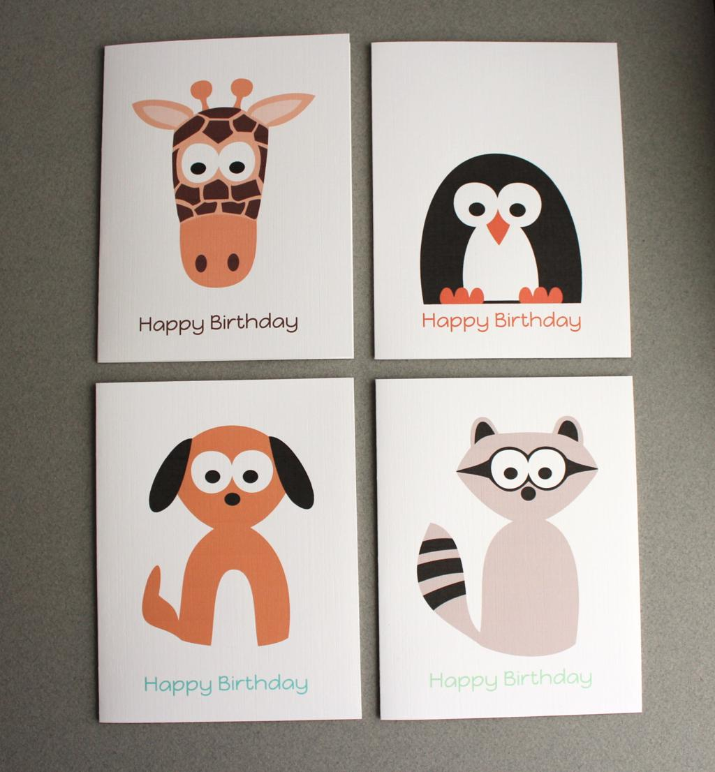 This is a photo of Printable Birthday Cards for Kids in aesthetic
